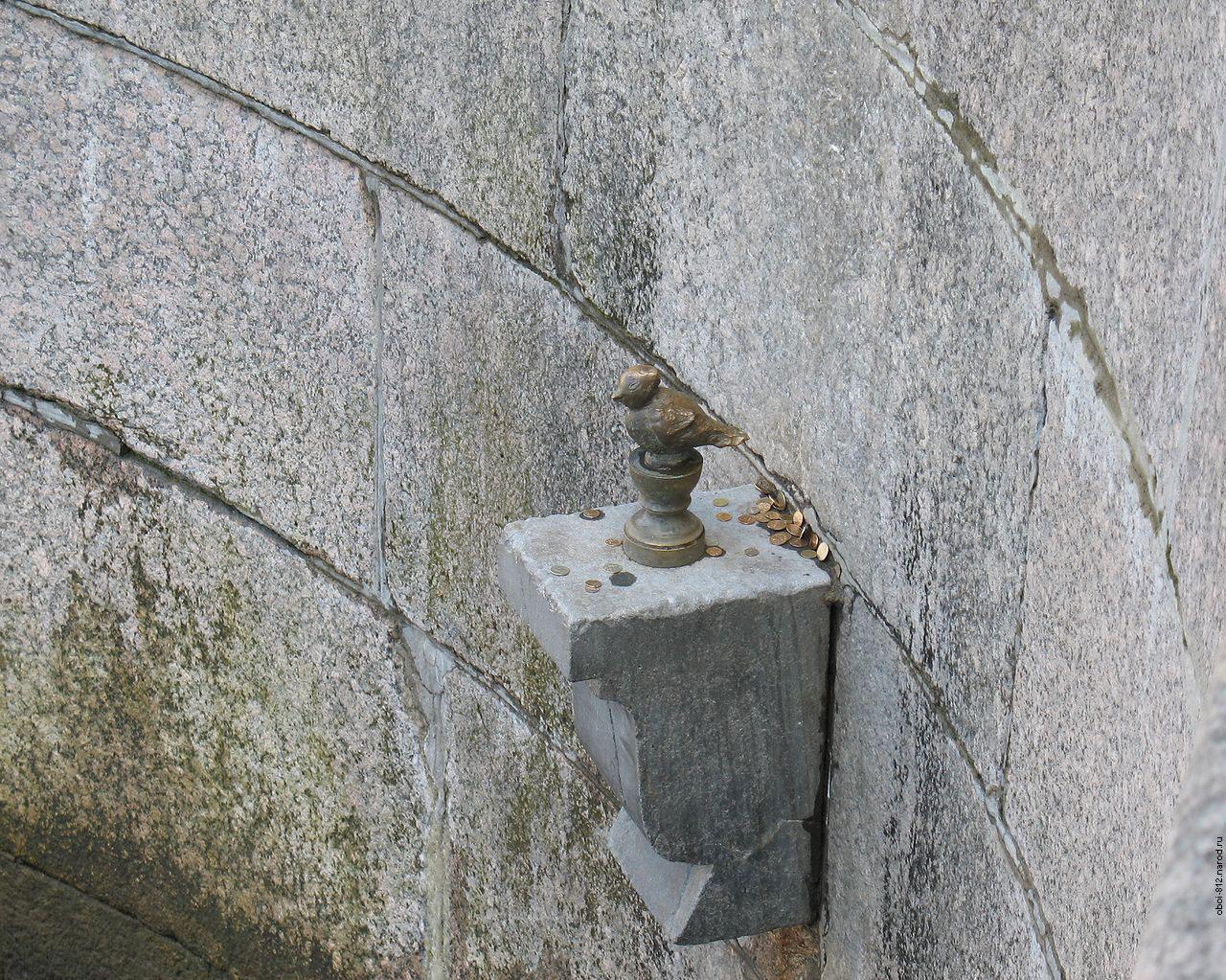 Чижик пыжик на фонтанке